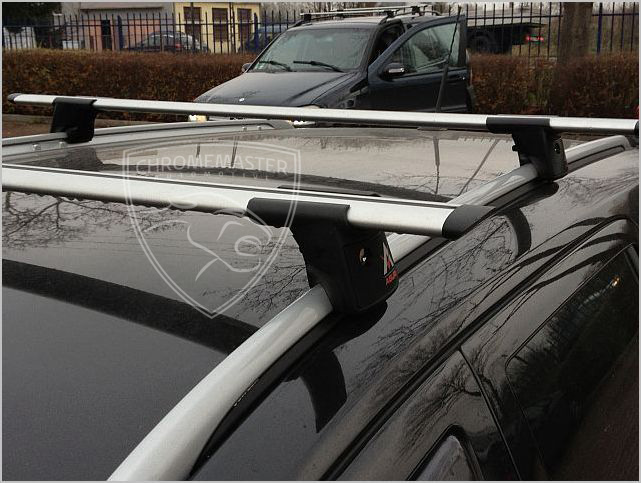 Citroen c3 roof rails фото